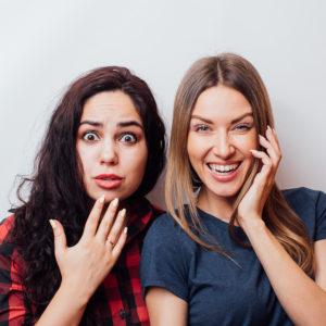 Считаете ли вы, что вы не можете сравниться с людьми, с которыми вы хотите дружить? Вы можете доверять другим людям?